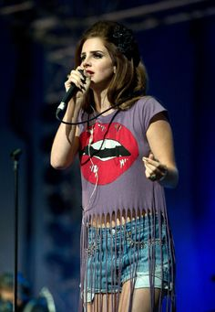 Lana Del Rey Photo - Isle Of Wight Festival - Day 2