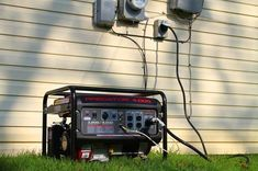 Using a portable generator with a manual transfer switch is the most affordable and safest way to power your home during a power outage.