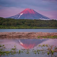 Ильинский вулкан, Камчатка