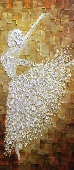 Contemporary Artwork, Abstract Art, Modern Art, Ballet Dancer Painting, Art for Sale Art Ballet, Ballet Painting, Ballerina Art, Hand Painting Art, Online Painting, Gond Painting, Abstract Art For Sale, Art Paintings For Sale, Abstract Canvas Art