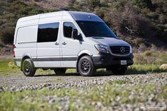 "BL55 MTB Adventure Van - 144"" 2x4"
