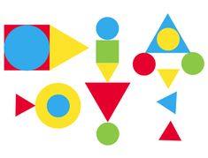 Basic Shapes to Cut Out & Play - Mr Printables