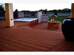 Open deck - Home and Garden Design Idea's