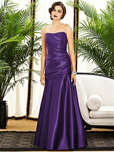 Dessy Collection Style 2876 l Color: Majestic