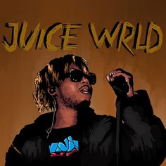 Juice wrld portrait i did a few days ago... being stuck at home really gives me some time 🤷‍♂️ #juicewrld #portrait #drawing #digitalart #digital #photoshop #adobe #illustration #illustrator #adobeillustrator #adobephotoshop #music #cartoon # colors #inking