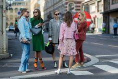 Sokak Stili: 2018 İlkbahar/Yaz Oslo Moda Haftası