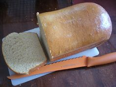 One Income Family Living: Easy Whole Wheat Sandwich Bread