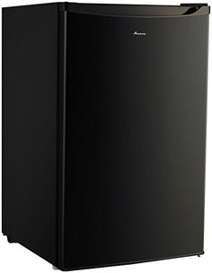 Amana AMA43BK Compact Single Door Refrigerator 43 cu ft Black * To view further for this item, visit the image link.