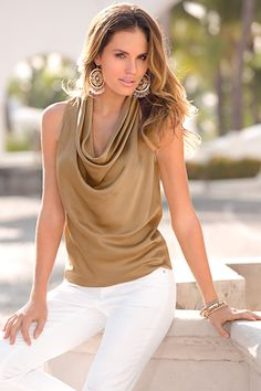 Mavodovama 2016 Summer New Fashion Sexy Chiffon Blouse Ladies Solid Tops Casual Sleeveless Spring Shirt Sexy Blouse, Chiffon Shirt, Sleeveless Blouse, Chiffon Tops, Casual Street Style, Corsage, Scarf Styles, Casual Tops, Blouses For Women