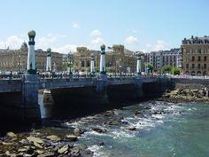 Puente kursaal - San Sebastián Guipùzcoa