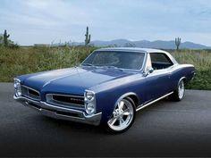1966 Lemans Pontiac