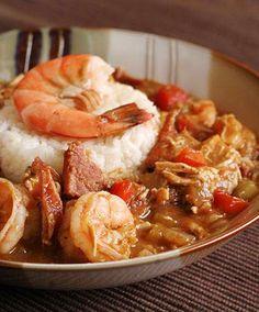 Louisiana Gumbo: C'est Creole ! - bFeedme: Cooking, Recipe and Food Blog