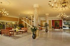Lobby at Queen Kapiolani Hotel #Hawaii #Waikiki #AquaHotels