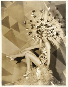 Alice White, if this isn't glamour then I don't know what is