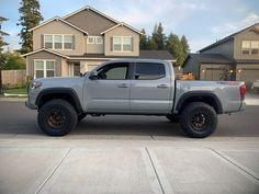 Toyota Tacoma Trd Sport, Lifted Tacoma, Toyota Tundra Trd, Tacoma Truck, Toyota 4x4, Toyota Trucks, Lifted Ford Trucks, Toyota Hilux, New Trucks