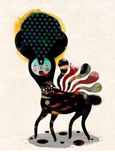 Ilustração de Alvaro Tapia Hidalgo