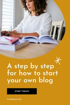 An easy and straightforward guide to getting started on your very own WordPress blog. // Virtual Business // Online Business // Start a Blog // Wordpress Blog // #virtualbusis #onlinebusiness #wordpressblog #fashionstylist