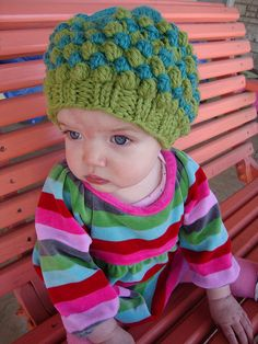 Puffalump Hat by VickieHowell, via Flickr