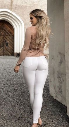 Sexy Jeans, Skinny Jeans, Jean Sexy, Beste Jeans, Pernas Sexy, Femmes Les Plus Sexy, Curvy Women Fashion, Girls Jeans, Sexy Outfits