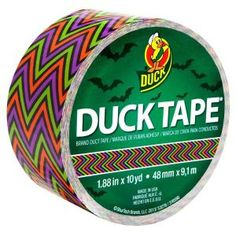 Glues, Epoxies & Cements Duck 1265016 Colored Duct Tape 1.88 X 15yds 3 Core Neon Pink