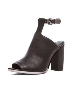 3.1 Phillip Lim Vencent ankle strap mules, $525