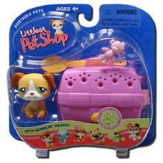 Littlest Pet Shop Puppy w Pet Carrier 218 by Hasbro. $14.11. Littlest Pet Shop…