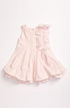 Baby Nay Pleated Dress (Infant) available at #Nordstrom