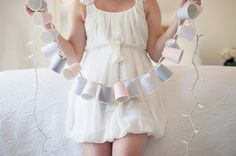 Great idea for party decor... and more!
