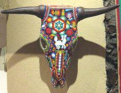 art huichol, amerique latine