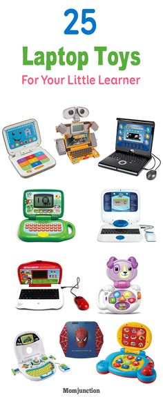 25 Best Laptop Toys For Kids