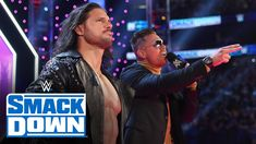 """The Miz and John Morrison make Royal Rumble """"must-see"""": SmackDown, Jan. 24, 2020 - YouTube Watch Wrestling, Wrestling News, Corey Graves, Bound For Glory, Wwe Royal Rumble, John Morrison, Lucha Underground, Closer To The Sun, Making A Movie"""