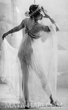 Mata Hari - I thought it would be cool if you do harem style pants if you could undo them at the bottom and pull them up into a skirt? xx