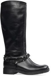 Zwarte Tosca Blu laarzen SF1405S090 boots #boots #laarzen