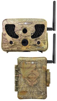 TINY-4G Cellular trail camera This system is an excellent choice for hunters that want to avoid disturbing their hunting spots because they can view/delete photos via the BLACKBOX™-4G controller and remotely control the settings of the cameras. The transmission distance between the camera and the BLACKBOX™-4G extends up to 500 ft. The photos can also be sent to the user's account on myspypoint.com via the BLACKBOX™-4G controller. It's possible to combine up to 10 cameras to the BLACKBOX™-4G.