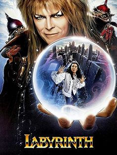 Labyrinth -- More info could be found at the image url. (This is an affiliate link)