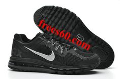 competitive price 2aa41 4335d frees60.com for half off nike shoes  64.2 , Mens Nike Air Max 2013 Black. Cheap  Running ...