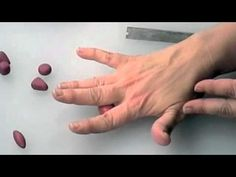 Polymer clay bead shapes - Part 1 - This video gives a basic over view of the different kind of bead shapes you can create with polymer clay.
