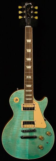 Gibson Les Paul Classic in Seafoam Green (2014)