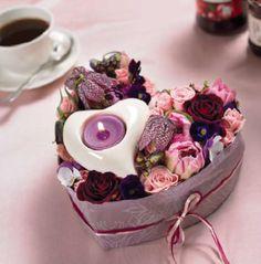 TIZIANO Teelicht Amore Muttertag