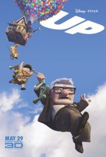 [ Up (2009) ] : By tying thousands of balloons to his home, 78-year-old Carl sets out to fulfill his lifelong dream to see the wilds of South America. Russell, a wilderness explorer 70 years younger, inadvertently becomes a stowaway
