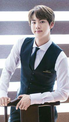"So Handsome SeokJin si "" Jimin, Bts Jin, Bts Bangtan Boy, Bts Boys, Jin From Bts, Seokjin, Kim Namjoon, Jung Hoseok, Rapper"