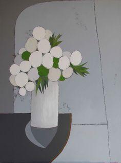 Galerie Maznel. Jacquelinie Vassail. Peinture