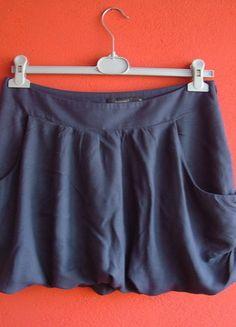Kup mój przedmiot na #Vinted http://www.vinted.pl/kobiety/spodnice/9739878-krotka-granatowa-spodniczka-reserved-z-kieszeniami