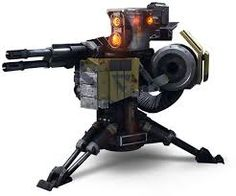 Image result for aliens auto turret