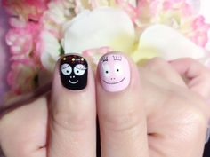 Barbapapa Nails!