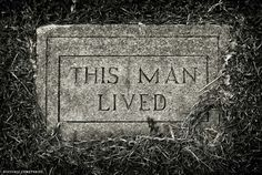 """Daily Man Up Photos) - There is a need for """"good guys"""" to man up and show the way for the next generation.Young men need a narrative that they can connect with. They need ro. Cemetery Headstones, Old Cemeteries, Cemetery Art, Graveyards, Cool Stuff, Monuments, Fun Clips, Hawke Dragon Age, After Life"""