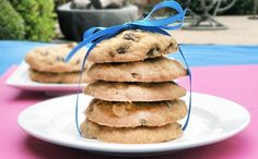 Chocolate Chip Cookies with only 23 calories... wonder if they're still tasty, on the list of recipes I need to try!