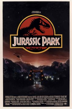 """Alvin produced a number of treatments and sketches for the poster, many of which have never been seen.   This Unseen """"Jurassic Park"""" Poster Art Is Incredible"""