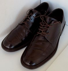 To Boot New York Adam Derrick oxfords 10.5 Made in Italy leather soled. VG+ con #ToBootDerrickAdams #Oxfords