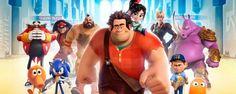 Noticias de cine y series: Disney anuncia oficialmente ¡Rompe Ralph! 2